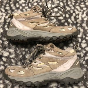 North Face Gore-Tex Hiking Shoes